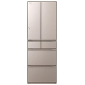【HITACHI 日立 日本原裝】527公升變頻六門電冰箱 RHW530JJ-XN 琉璃金 比漾廣場