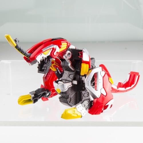 carbot 衝鋒戰士 恐龍奇兵 霸王暴龍_CK32366