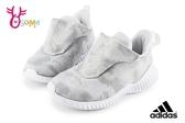 adidas FortaRun AC I 慢跑鞋 小童 透氣 迷彩 寶寶運動鞋 Q9308#灰◆OSOME奧森鞋業