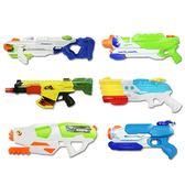 黑色好物節 潑水節兒童水槍玩具成人漂流水搶大號男孩寶寶抽拉式高壓噴水槍呲