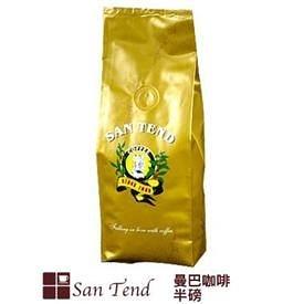 曼巴咖啡(半磅)x5包