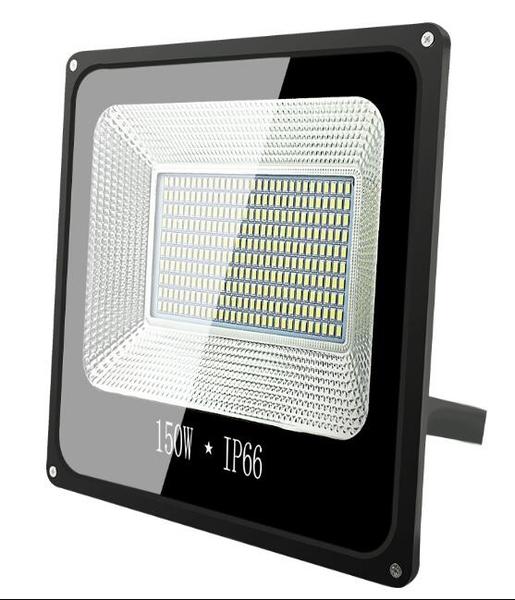 led戶外投光燈室外防水廠房100w220V探照燈門頭廣告燈超亮廣場投射燈ATF 沸點奇跡