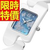 陶瓷錶-氣質好搭唯美女手錶56v11【時尚巴黎】