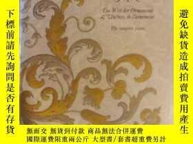 二手書博民逛書店The罕見World of Ornament 古典裝飾花紋圖案Y