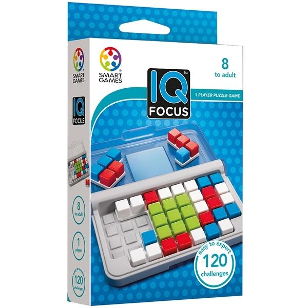 信誼 【SMART GAMES】IQ顏色大挑戰