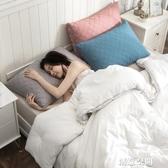 南極人枕頭護頸椎五星級酒店低枕芯一對裝單雙人高枕心家用可水洗 創意空間