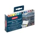 德爾文 石墨色色塊12色旅行盒裝 DW2305790