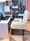 懶人沙發臥室房間電腦沙發休閒宿舍懶人椅小戶型陽台摺疊靠背躺椅 NMS小明同學