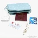 護照包旅行便攜機票收納包證件包袋護照夾防水保護套多功能錢包 黛尼時尚精品