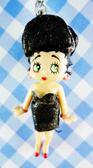 【震撼精品百貨】Betty Boop_貝蒂~鎖圈-黑禮服