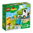 LEGO 樂高 Duplo 得寶系列 10945 資源回收垃圾車 【鯊玩具Toy Shark】