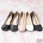 艾妮塔公主。中大尺碼女鞋。性感魅力漆皮高跟鞋 共4色。 (A60-4)39-45碼