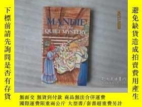 二手書博民逛書店罕見mandie,and,the,quilt,mysteryY2