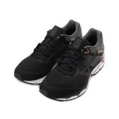 MIZUNO WAVE INSPIRE 16 SW 4E 超寬楦慢跑鞋 黑灰 J1GC204509 男鞋