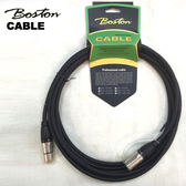 【非凡樂器】Boston 麥克風線 5呎/一公頭一母頭【BMC-05B】
