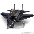 兼容legao積木拼裝軍事飛機戰機模型戰斗機兒童益智玩具6歲 印象家品
