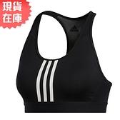 【現貨】ADIDAS Dont Rest Alphaskin 女裝 運動內衣 中度支撐 健身 訓練 可拆胸墊 黑【運動世界】FT3128