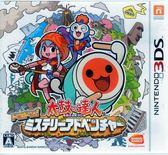 現貨中 3DS遊戲 太鼓之達人 到處咚 神秘冒險 太鼓達人 日文日版【玩樂小熊】