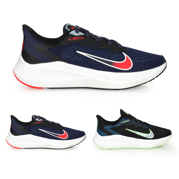 NIKE ZOOM WINFLO 7 男慢跑鞋(免運 路跑 運動 輕量≡體院≡ CJ0291