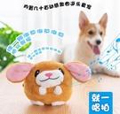寵物玩具 【可替換外殼】跳跳球USB充電益智發聲貓玩具球寵物用品 萬寶屋