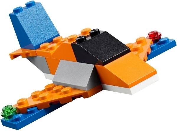 【LEGO樂高】CLASSIC 樂高積木創意盒 #10717