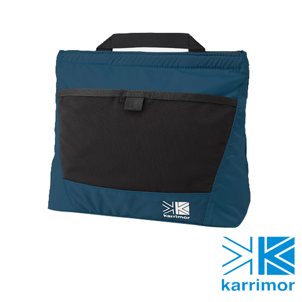 [Karrimor ] trek carry hip snack pouch 隨身攜帶收納袋 53619 CSNP 軍團藍