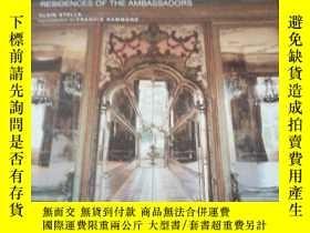 二手書博民逛書店Historic罕見Houses Of Paris 2: Residences of the Ambassador