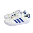 adidas GRAND COURT 運動鞋 網球鞋 白/藍 男鞋 EG3753 no840