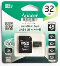 【Apacer 宇瞻記憶卡】microSD 32G 32GB micro SDHC 記憶卡 手機.平板.行車記錄器皆可適用