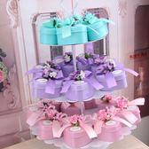 馬口鐵喜糖盒子個性糖果包裝盒