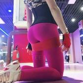 翹臀圈虐臀圈帶防滑條蜜桃臀120磅彈力帶提臀ins瑜伽健身