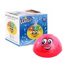 嬰兒洗澡電動自動感應噴水球 寶寶浴室戲水...