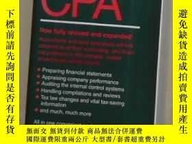 二手書博民逛書店英文原版罕見The Vest-Pocket CPA by Nic