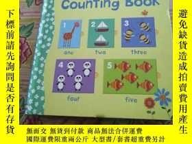 二手書博民逛書店Lift-the-Flap:罕見Counting BookY18