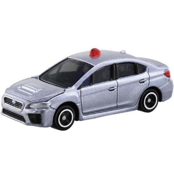 Tomica No.2 Subaru WRX S4 Unmarked Police Car