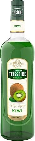 Teisseire 糖漿果露-奇異果風味 Kiwi Syrup 法國頂級天然糖漿 1000ml