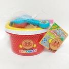 日本進口 麵包超人 挖沙玩具五件組 (2746)  -超級BABY