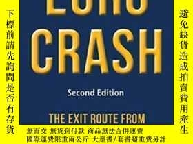 二手書博民逛書店Euro罕見Crash: The Exit Route From Monetary Failure In Euro