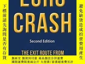 二手書博民逛書店Euro罕見Crash: The Exit Route From Monetary Failure In Euro