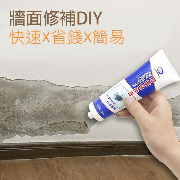 牆面修補膏 補牆膏 牆體填縫劑 (250g) SIN6228