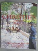 【書寶二手書T1/收藏_PME】Christie s_Impressionist and Modern Art_2000/11/8