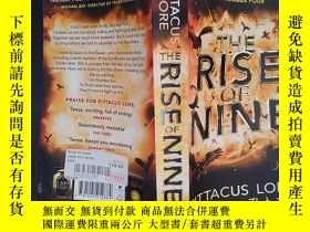 二手書博民逛書店The罕見Rise of Nine(詳見圖)Y6583 Pittacus Lore, Neil 詳見圖 出版