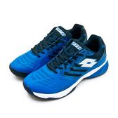 LIKA夢 LOTTO 全地形進階旗艦網球鞋 ULTRASPHERE ALR系列 藍白 6405 男