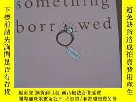 二手書博民逛書店Something罕見borr wed emily giffin