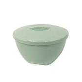 HOLA 雅緻雙層隔熱碗15CM-淺綠