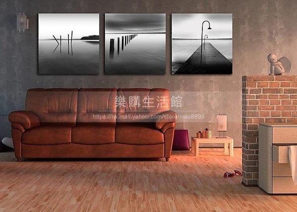 客廳裝飾壁畫/無框畫-抽象【40*40*0.9三幅】LG-4321007