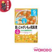 【海洋傳奇】【日本出貨】 WAKODO 和光堂 日本人氣副食品系列 三種口味可選【6袋組】