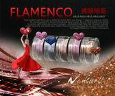 《NMAX 3D純色&璀璨亮粉水晶粉系列組合》(5色一組每色5g)《Nails Mall美甲美睫批發》
