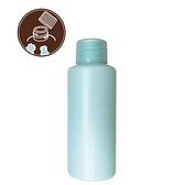 馬卡龍彩色旋蓋瓶空瓶60ml 藍5 入