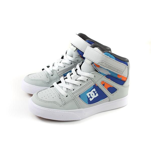 DC YOUTH 休閒運動鞋 灰色 童鞋 ADBS300325-MLT no156
